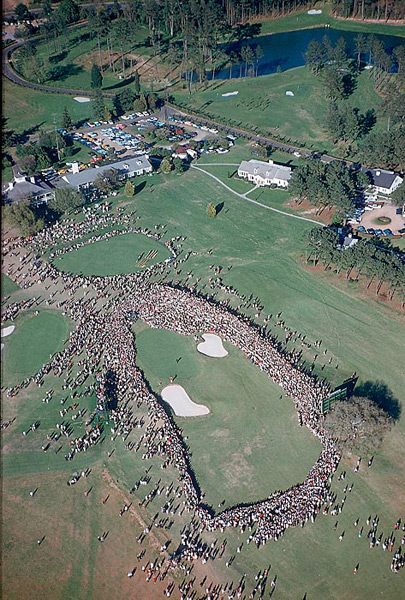 Augusta National, 1960 :: John G. Zimmerman/SI