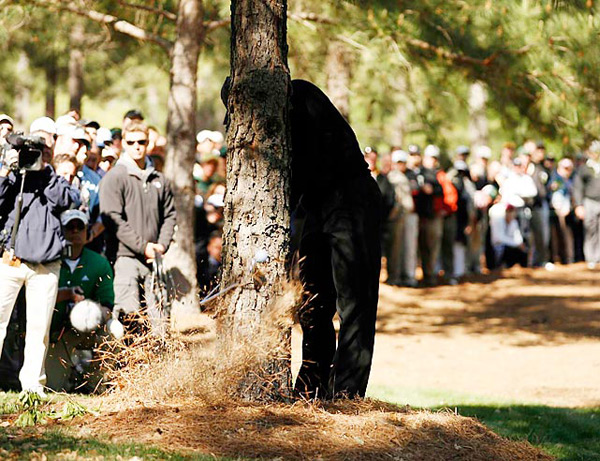 Tiger Woods, 2007 :: Robert Beck/SI