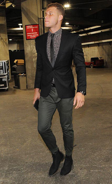 Blake Griffin :: Getty Images