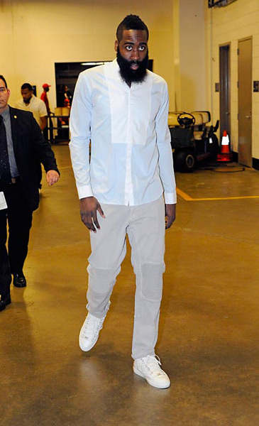 James Harden :: Getty Images