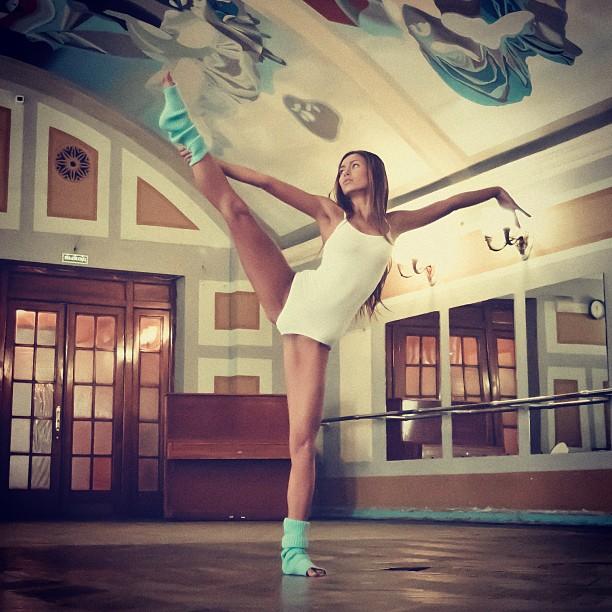 Galinka Mirgaeva :: @mirgaeva_galinka/Instagram