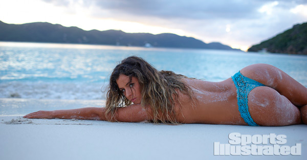 Anastasia Ashley :: Adam Franzino/SI