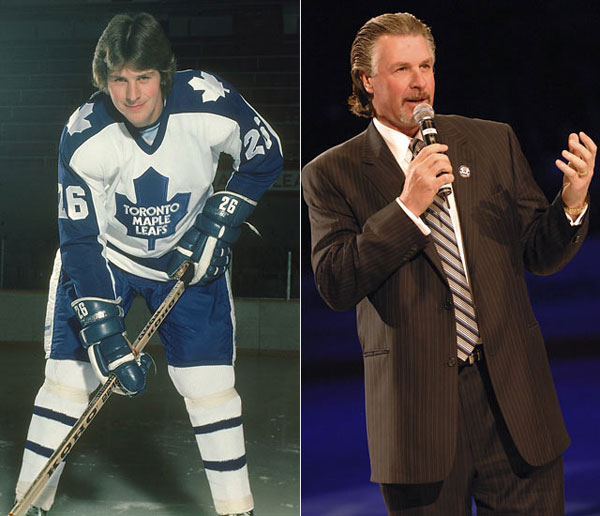 Barry Melrose :: Getty Images