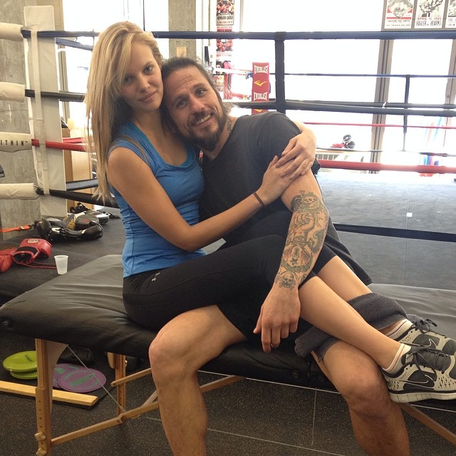 @marloeshorst Always love seeing @gothamgym #gothamgym #workout #boxing