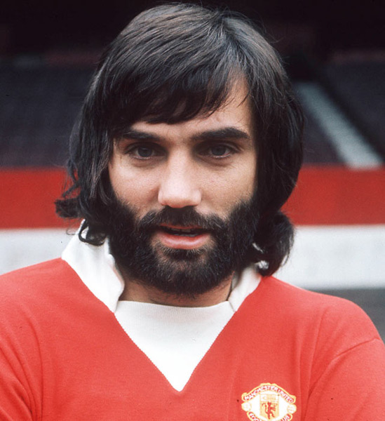 George Best :: Bob Thomas/Getty Images