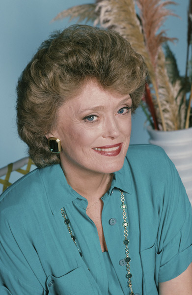 Rue McClanahan :: Getty Images
