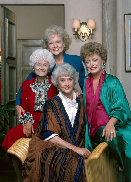 The Golden Girls :: Getty Images