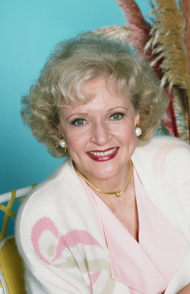 Betty White :: Getty Images