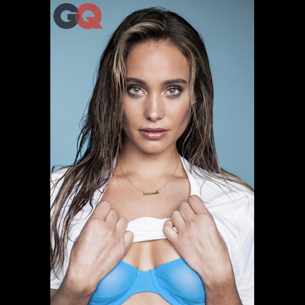 Hannah Davis :: Gordon Von Steiner for GQ