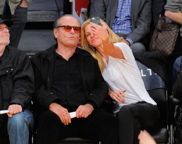 Jack Nicholson :: Getty Images