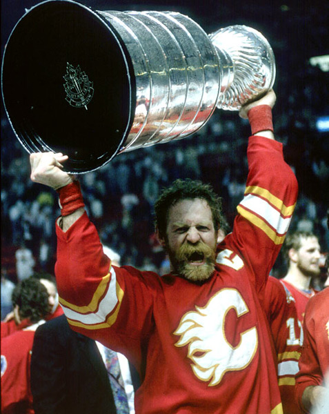Lanny McDonald :: Bruce Bennett Studios/Getty Images