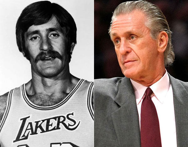 Pat Riley :: Getty Images