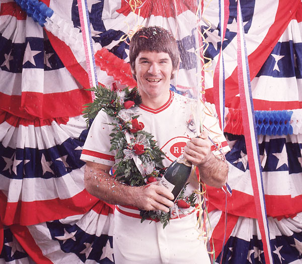 Pete Rose :: Lane Stewart/SI