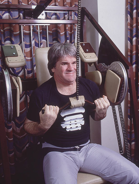 Pete Rose (1984) :: Heinz Kluetmeier/SI