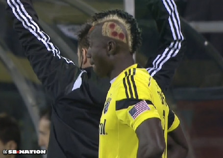 Dominic Oduro :: Photo via SBNation