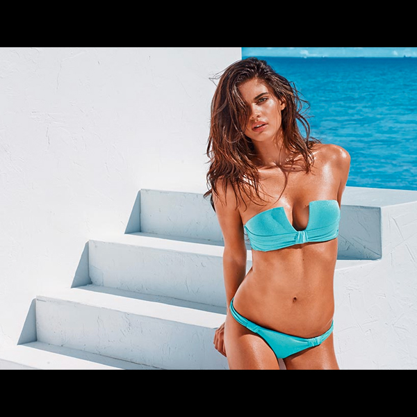 Sara Sampaio for Calzedonia, Summer 2014