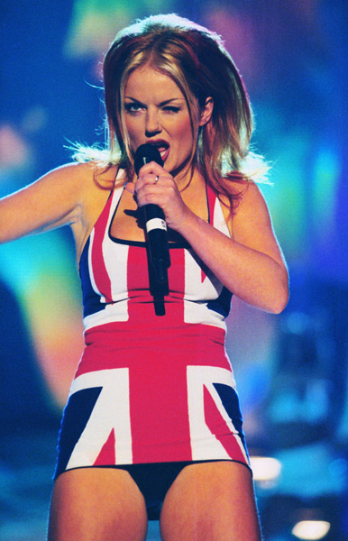 Ginger Spice :: Getty Images