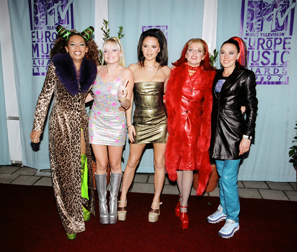 The Spice Girls :: Getty Images