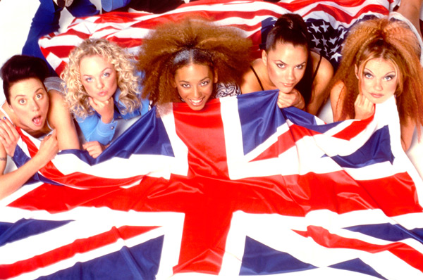 Spice Girls :: Getty Images