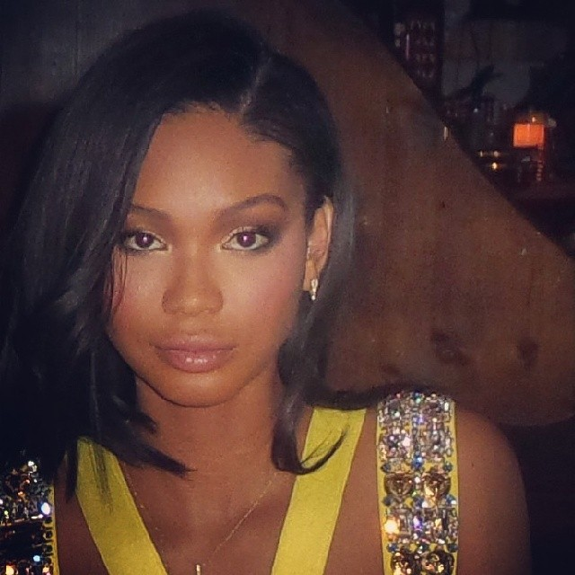 @chaneliman: Late night !