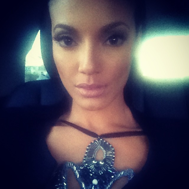 @selitaebanks: Brows anyone? On my way to fool's fete #NY4C #NYC