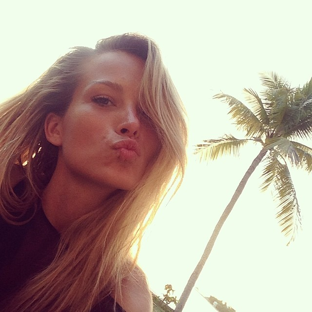 @pnemcova: Sweeeeet ending of busy #earthweek. In the #nature and watching ....