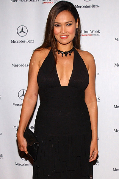 Tia Carrere :: Getty Images