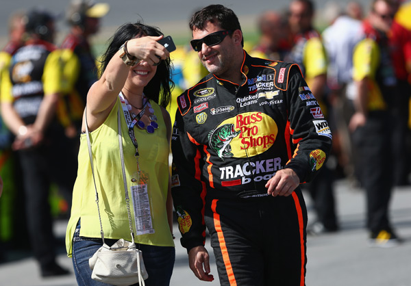Tony Stewart :: Getty Images