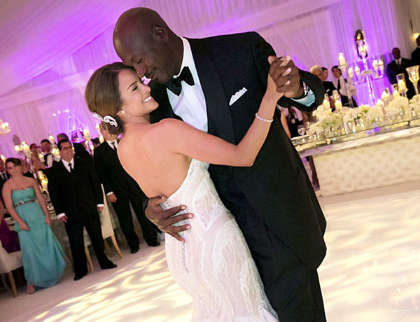 Michael Jordan and Yvette Prieto :: Joe Buissink/AP