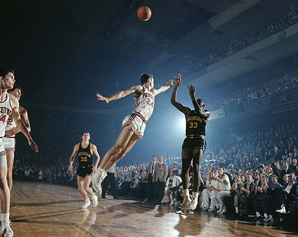 Cazzie Russell :: Neil Leifer/SI