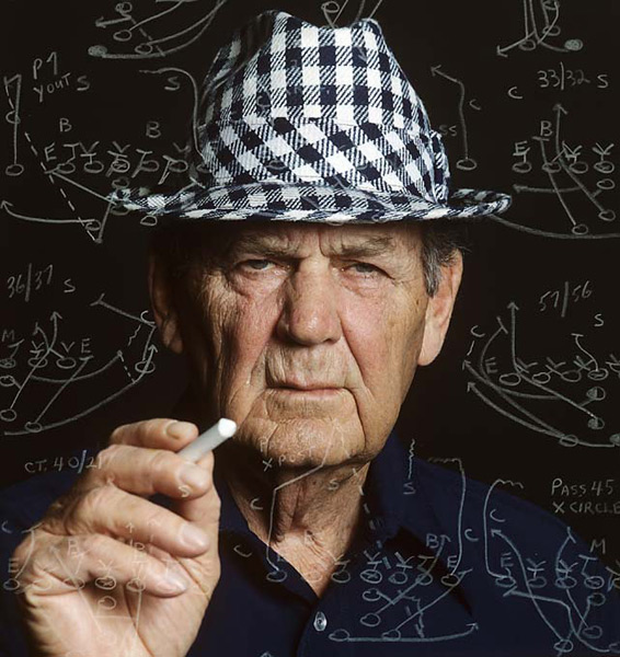 "Paul ""Bear"" Bryant :: Neil Leifer/SI"