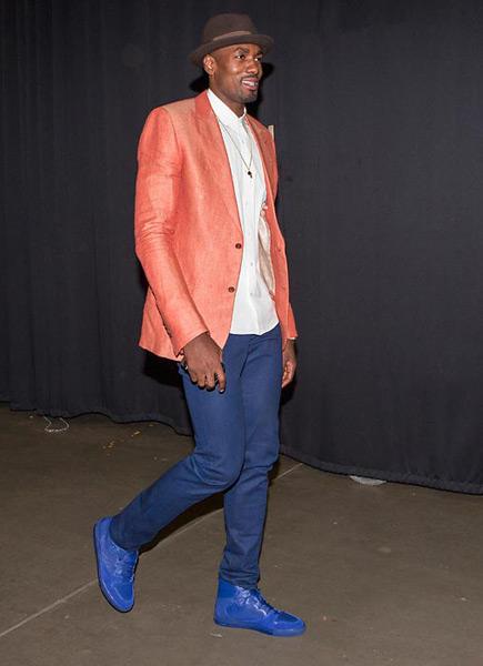Serge Ibaka :: Getty Images