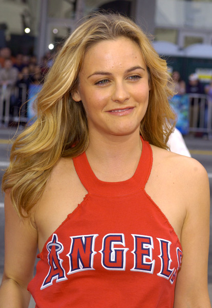 Alicia Silverstone :: Getty Images