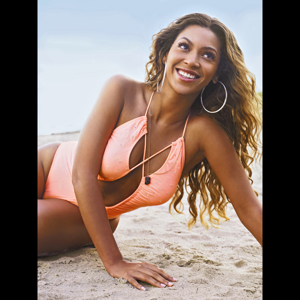Beyonce :: Cliff Watts/SI