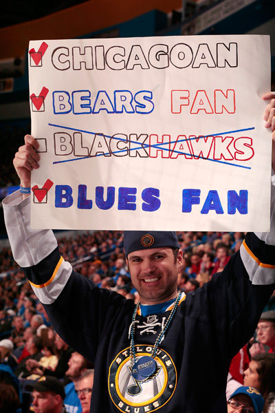 St. Louis Blues :: Getty Images