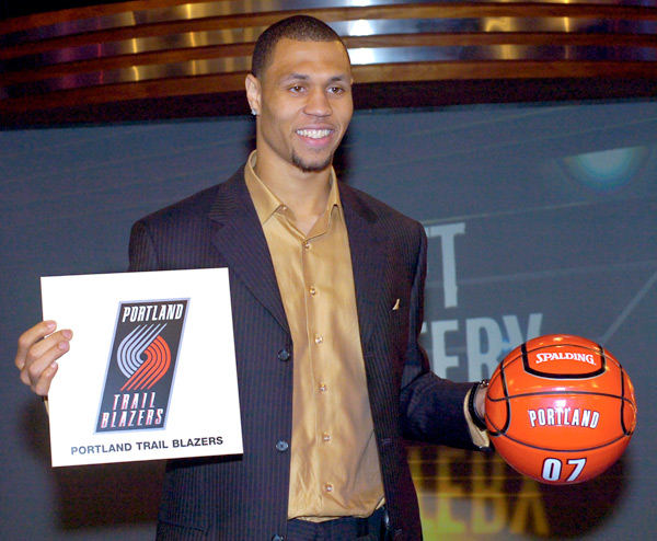 Brandon Roy, 2007 :: AP