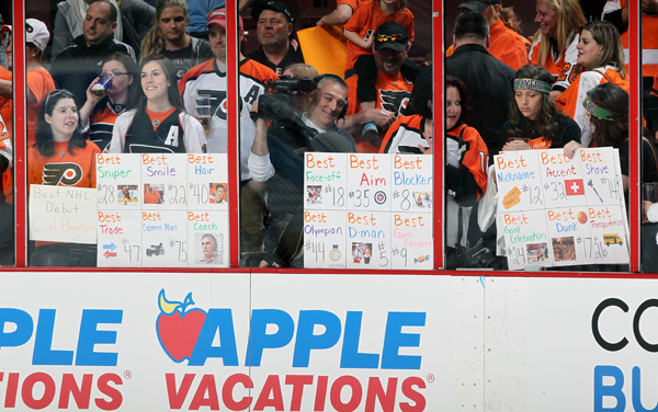 Philadelphia Flyers :: Getty Images