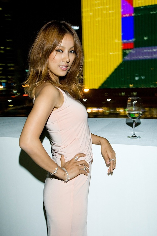 (H) Lee Hyori - Republic of Korea (WireImage)