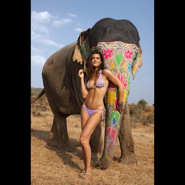 Hilary Rhoda :: Ricardo Tinelli/SI