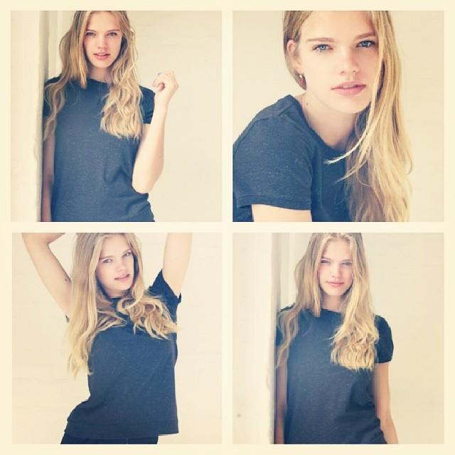 @valerievdgraaf refreshes her portfolio Polaroids