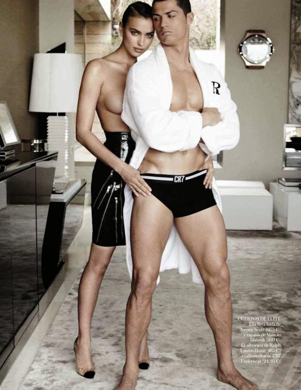 Mario Testino for Vogue España, June 2014
