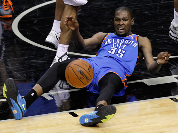 Kevin Durant :: Getty Images