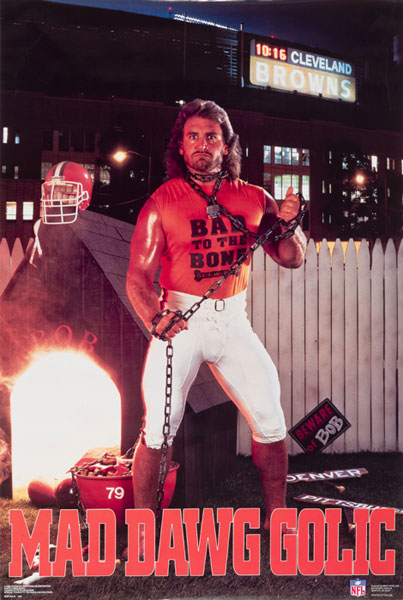 Bob Golic :: Courtesy of the Costacos Brothers