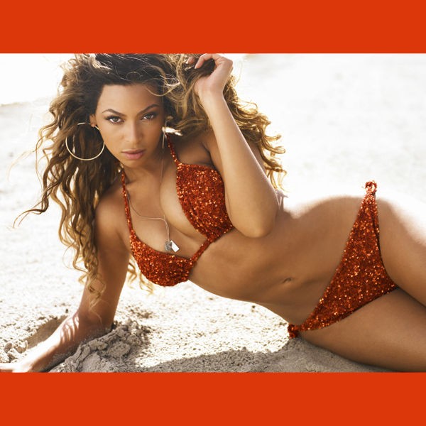 Beyonce in Miami, Swimsuit 2007 :: Cliff Watts/SI