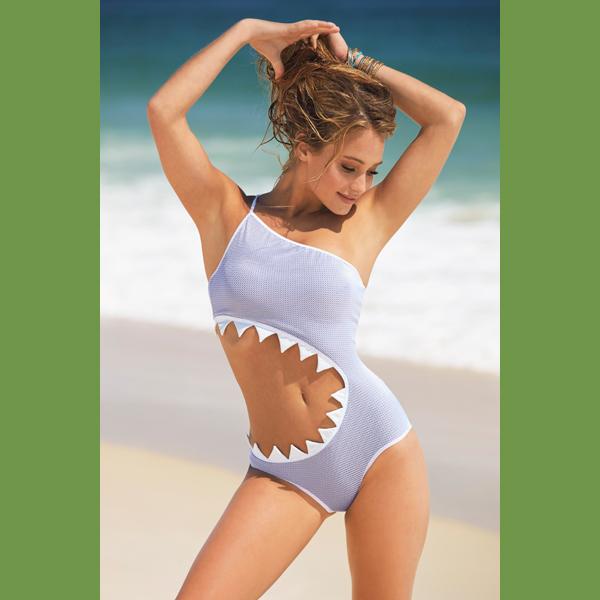Hannah Davis at the Jersey Shore, Swimsuit 2014 :: Ben Watts/SI