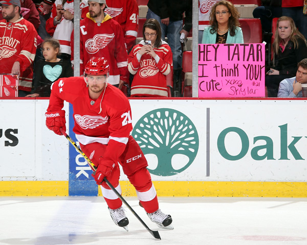 Detroit Red Wings :: Getty Images
