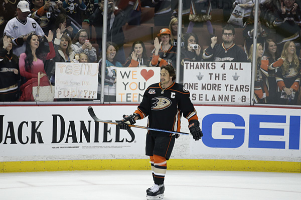 Anaheim Ducks :: AP