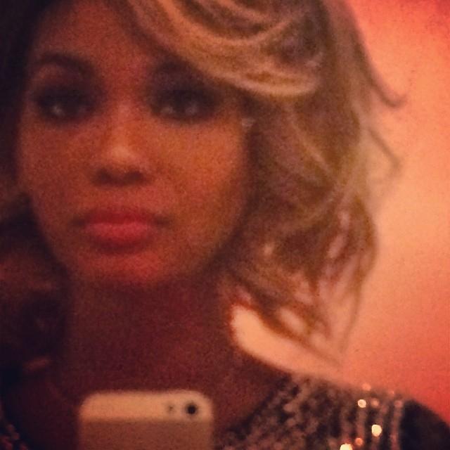 @chaneliman: Fuzzy Blur !