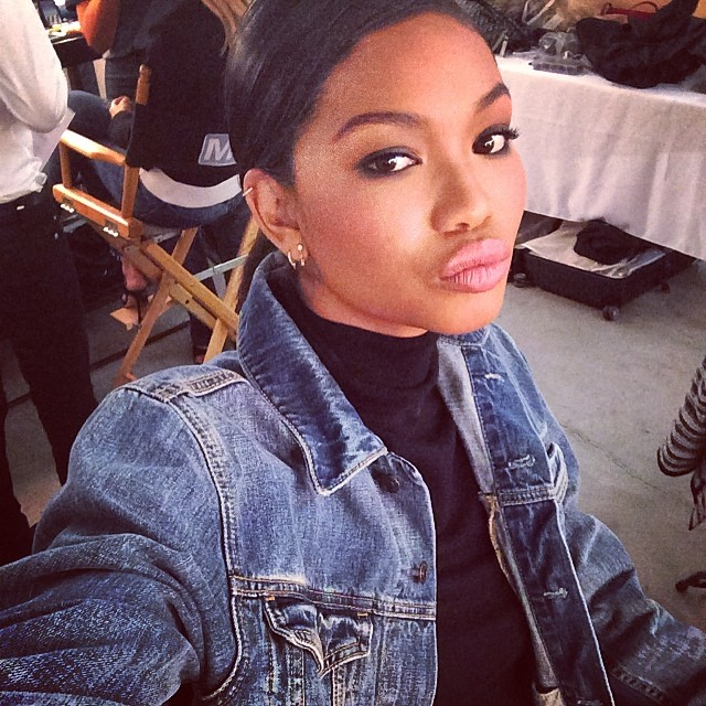 @chaneliman: Kisses