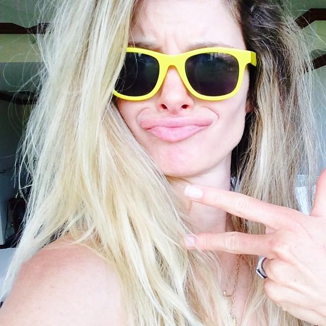 @marisamiller: Baby Gavin's new sunglasses #sillymommy